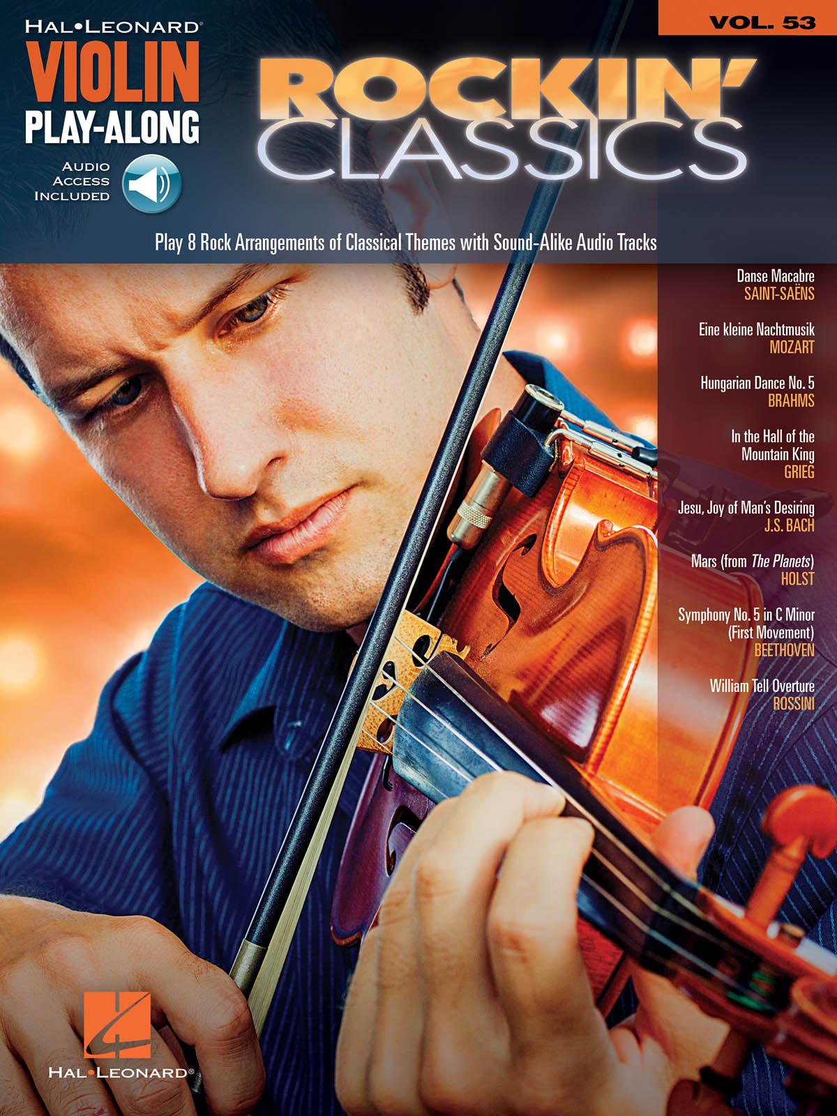 Rockin' Classics: Violin Solo: Instrumental Album