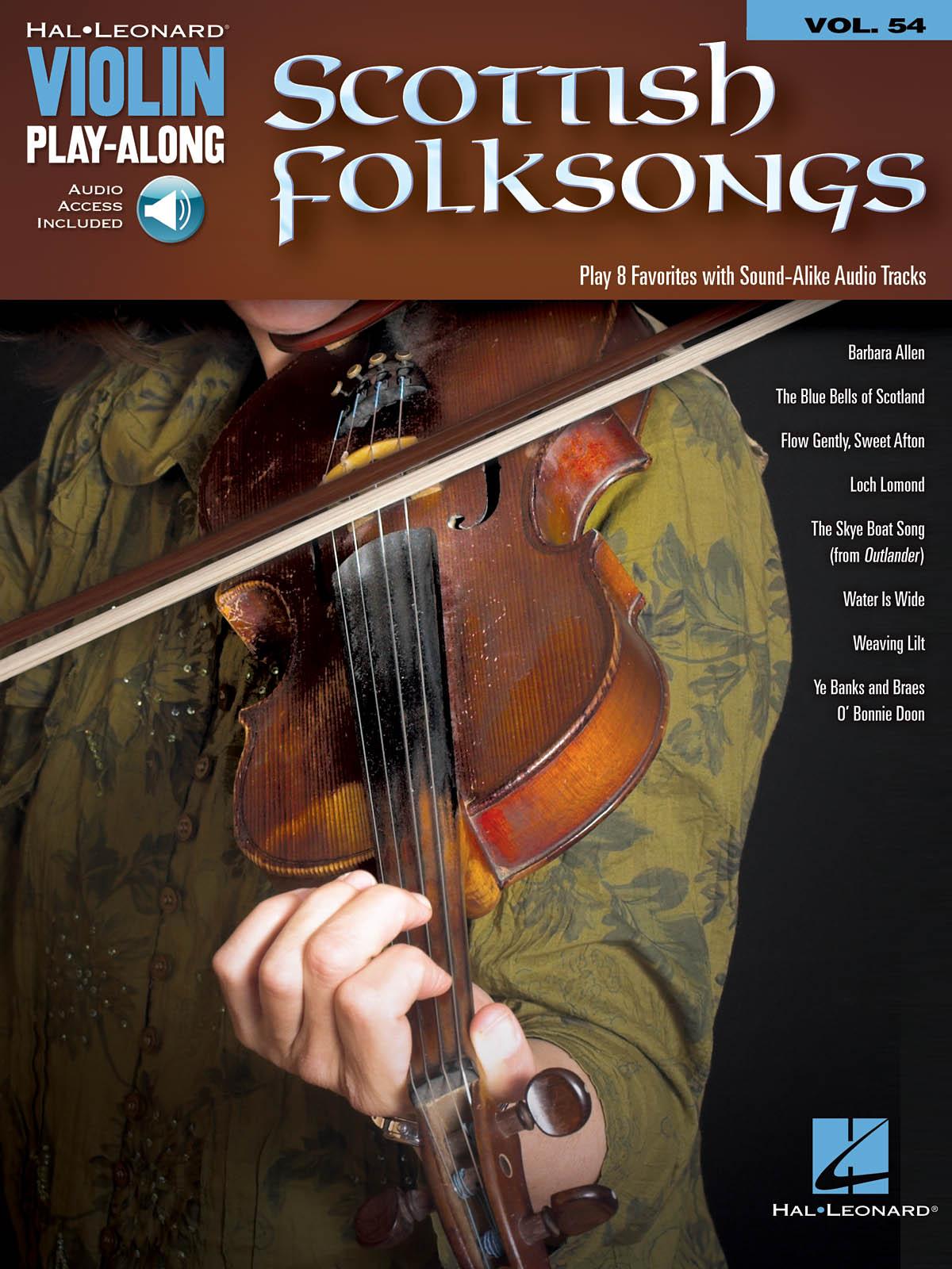 Scottish Folksongs: Violin Solo: Instrumental Album