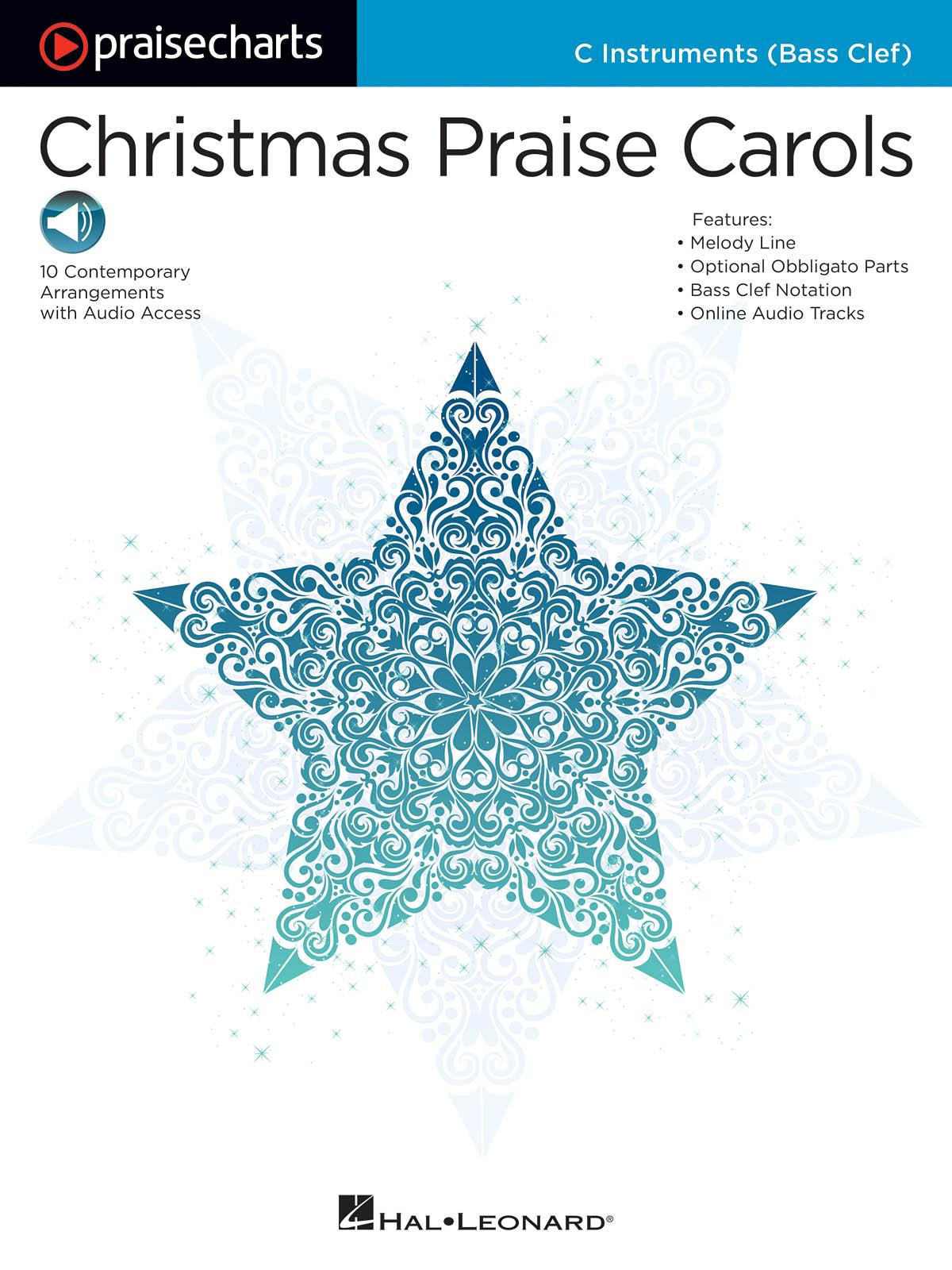 Christmas Praise Carols-C Bass Instruments: C Instrument: Part