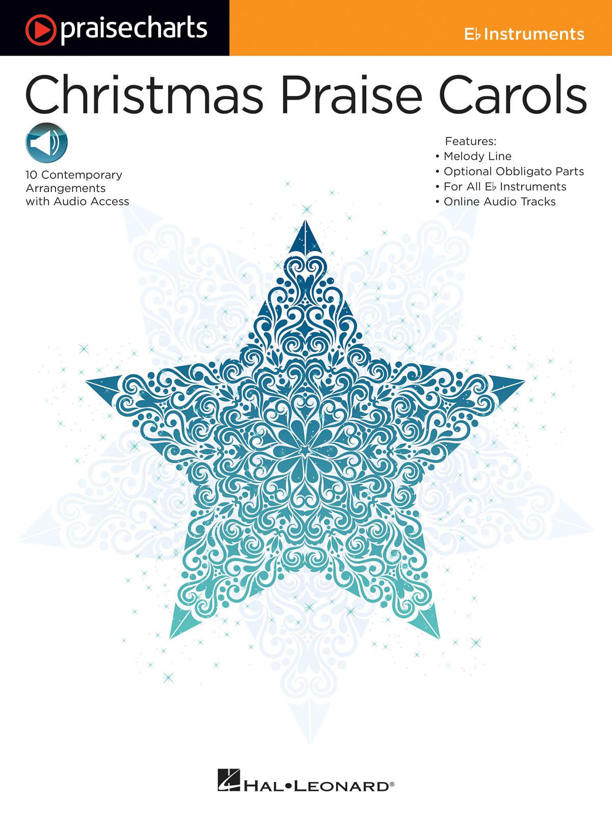 Christmas Praise Carols-E-Flat Instruments: E Flat Instrument: Part
