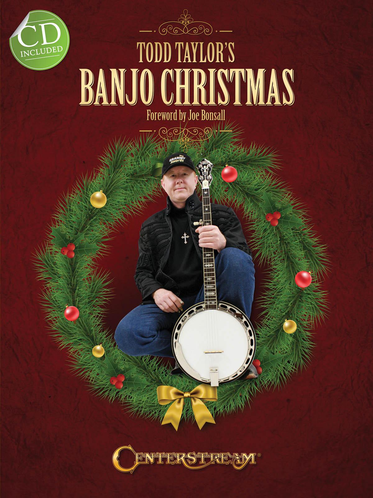 Todd Taylor: Todd Taylor's Banjo Christmas: Banjo: Instrumental Album