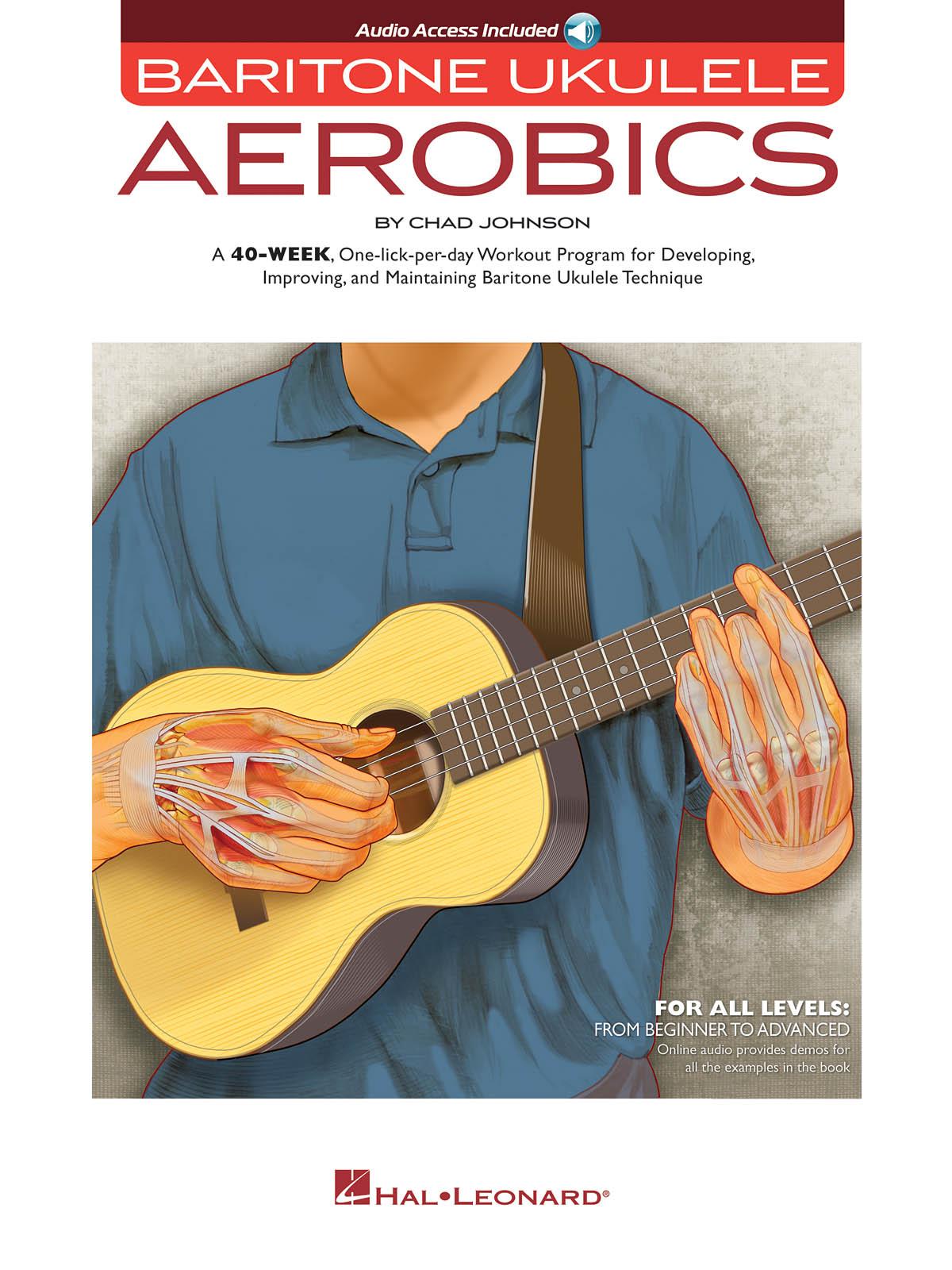 Chad Johnson: Baritone Ukulele Aerobics: Ukulele Solo: Instrumental Tutor