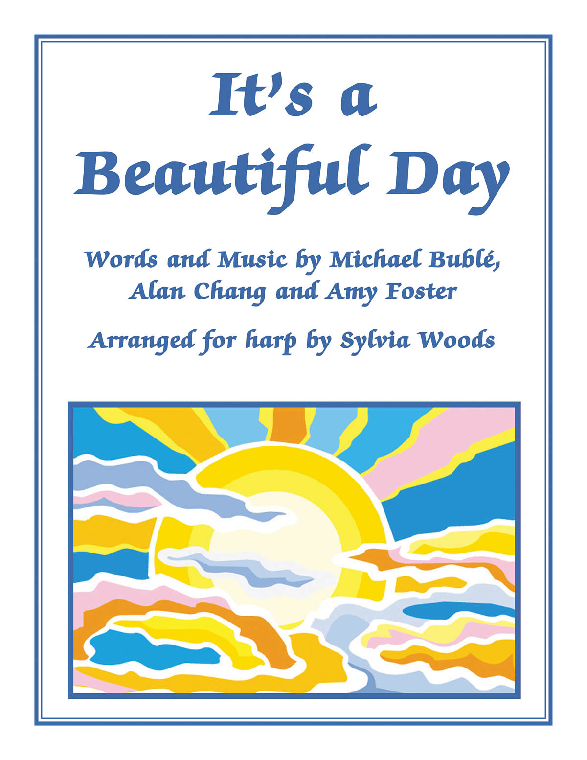 It's a Beautiful Day: Harp Solo: Instrumental Work
