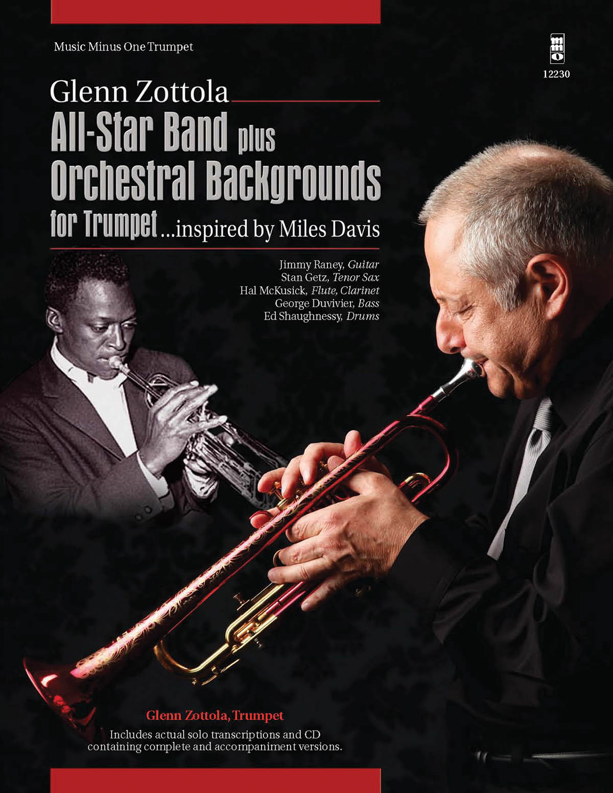 Miles Davis: All Star Band Plus Orchestral Backgrounds: Trumpet: Instrumental