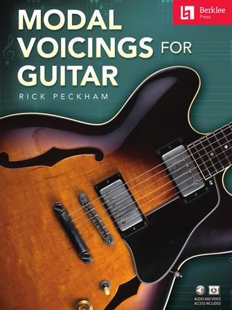 Modal Voicing Techniques for Guitar: Guitar Solo: Instrumental Tutor