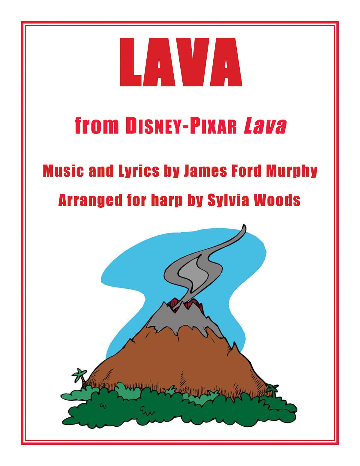 Lava: Harp Solo: Instrumental Album