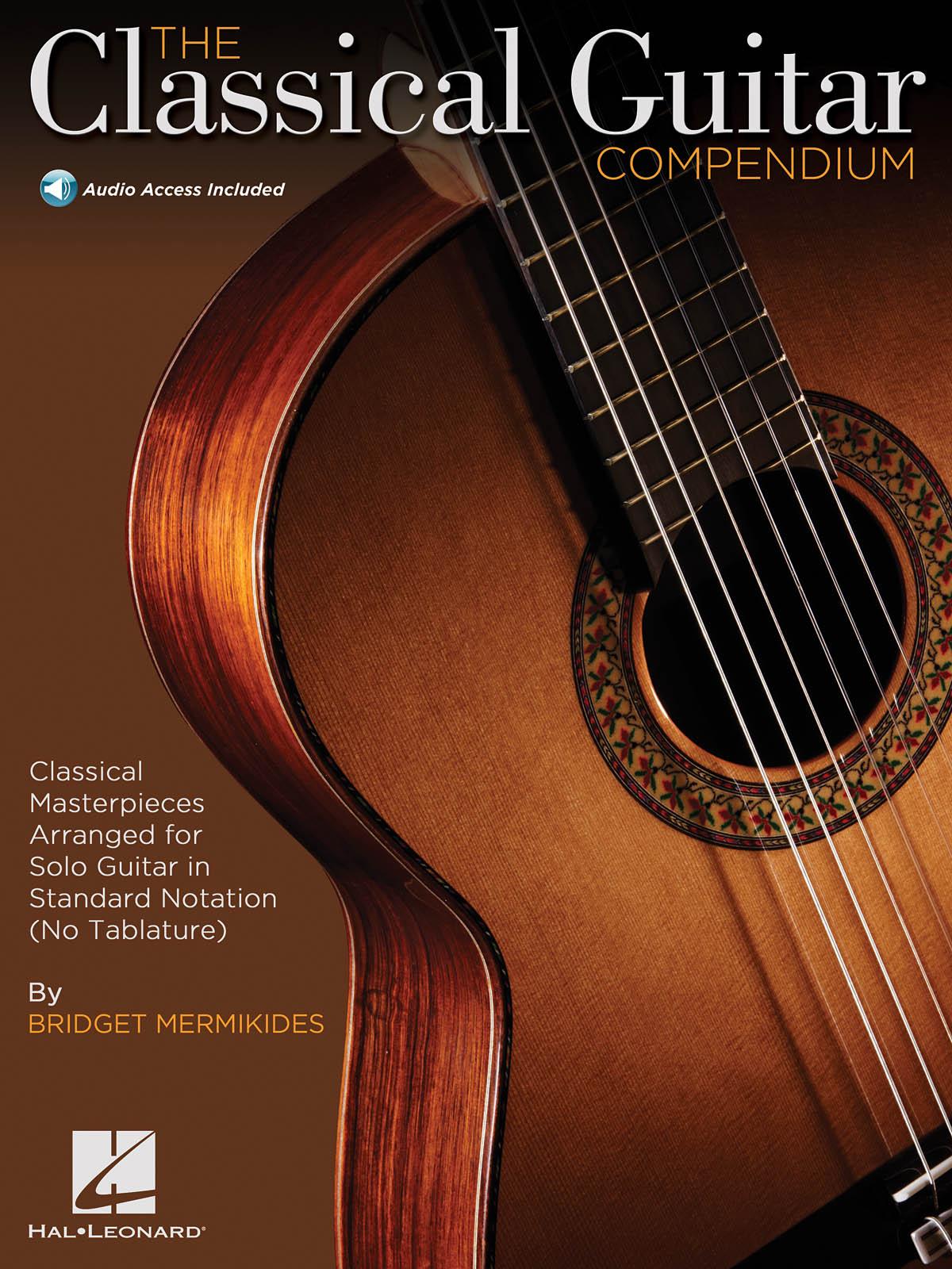 Bridget Mermikides: The Classical Guitar Compendium: Guitar Solo: Instrumental