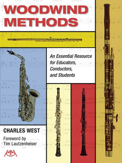 Charles West: Woodwind Methods: Reference Books: Instrumental Tutor