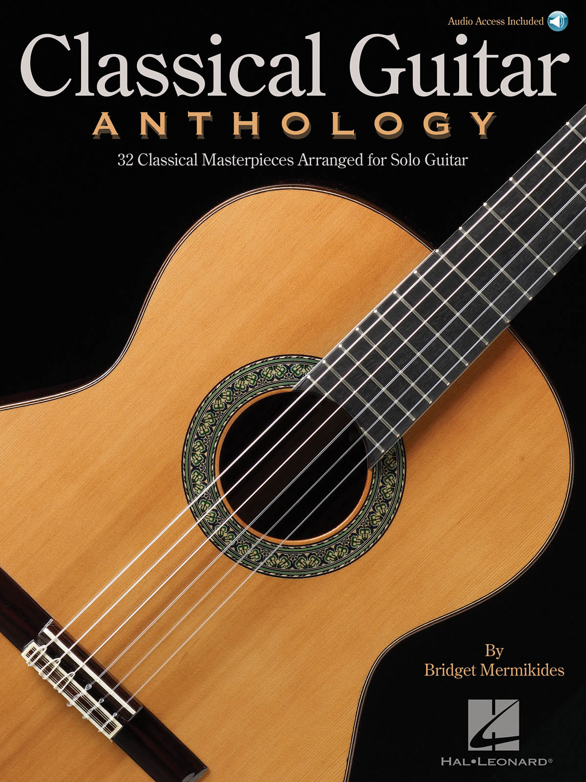 Bridget Mermikides: Classical Guitar Anthology: Guitar Solo: Instrumental Album