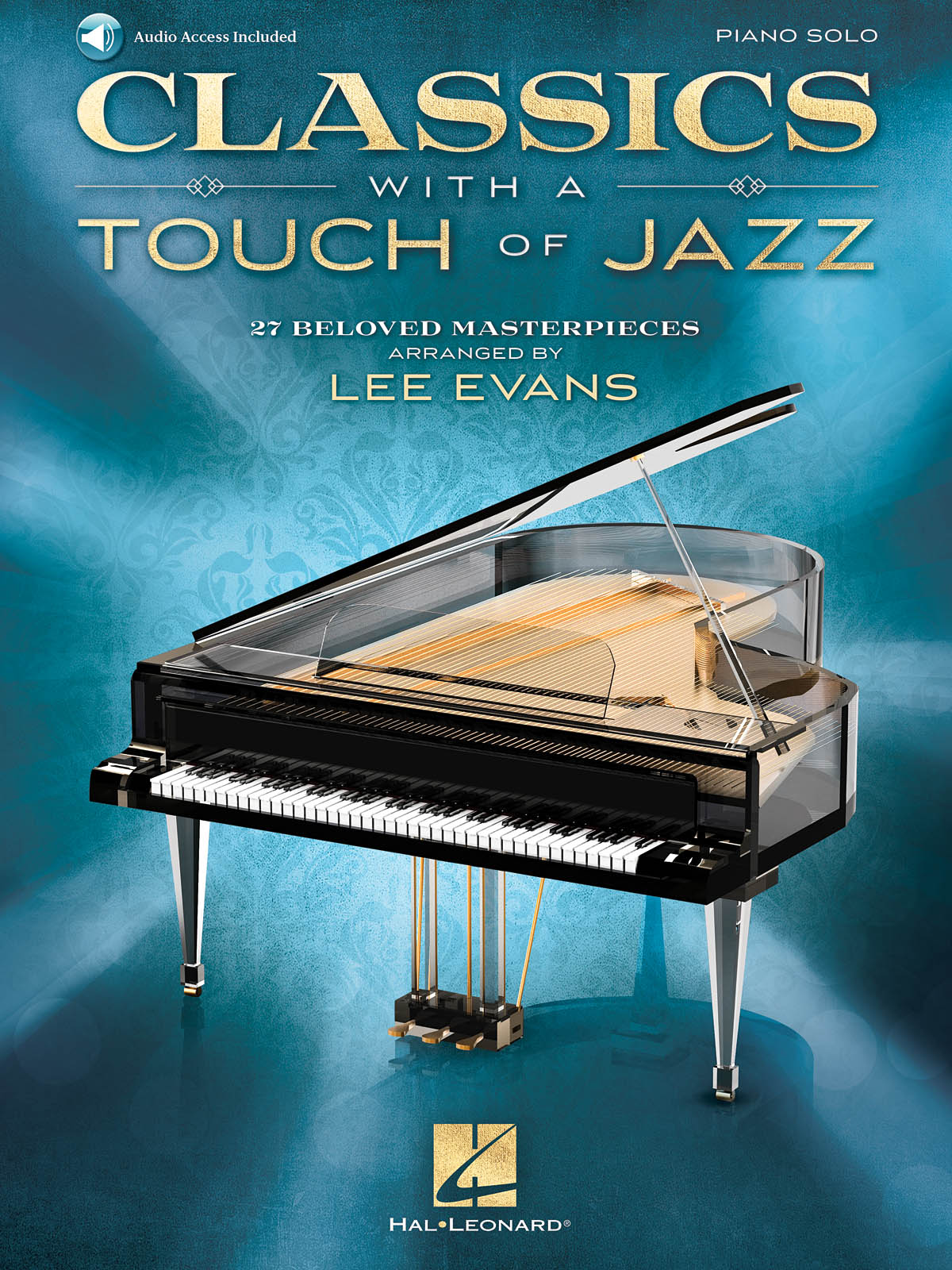 Classics with a Touch of Jazz: Piano: Instrumental Album