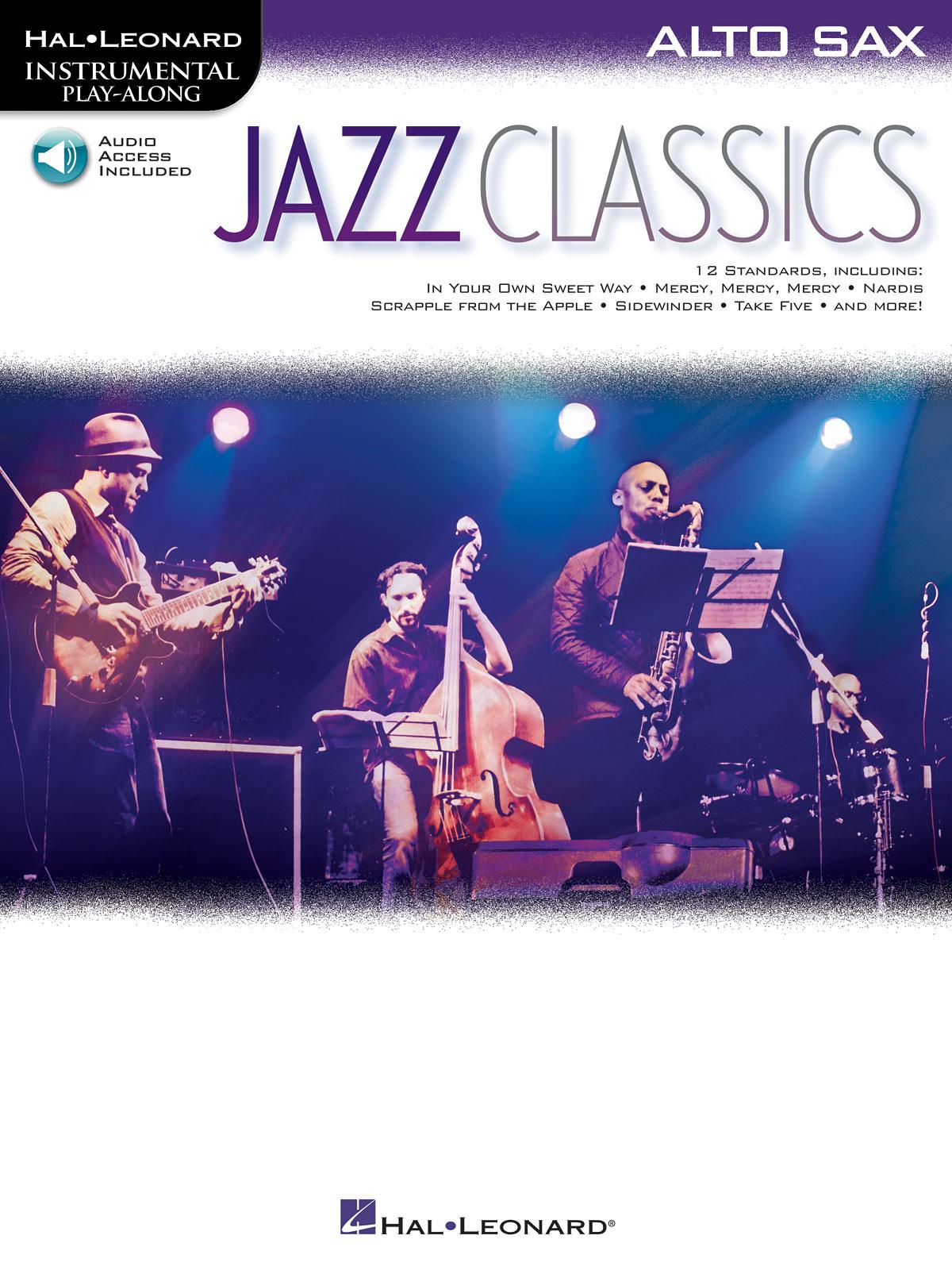 Jazz Classics - Alto Saxophone: Alto Saxophone: Instrumental Album