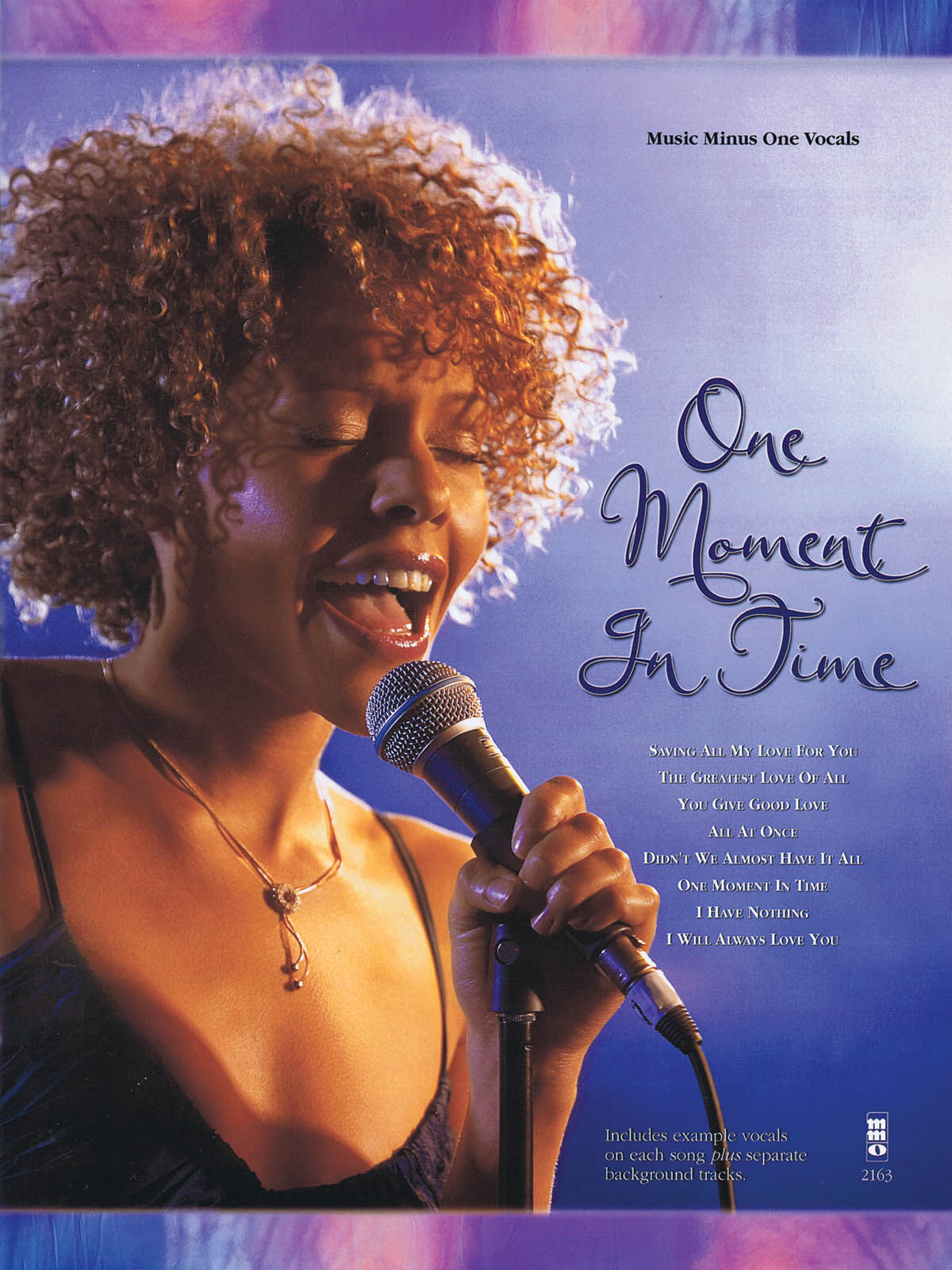 One Moment in Time: Piano  Vocal and Guitar: Vocal Album