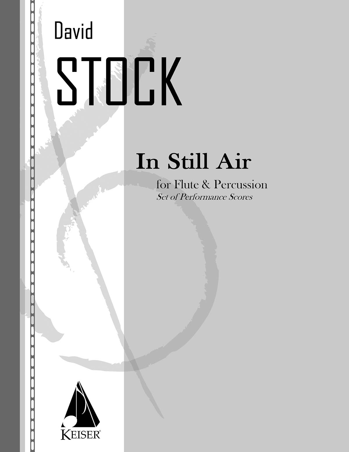 In Still Air for Flute and Percussion: Other Variations: Full Score