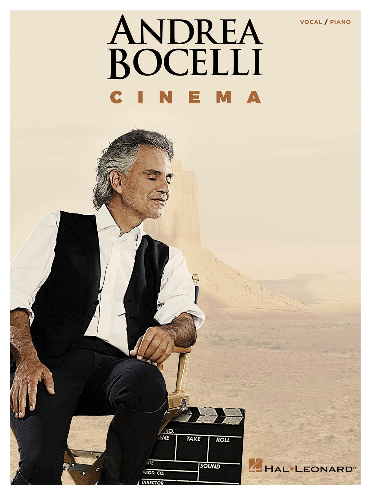 Andrea Bocelli: Andrea Bocelli – Cinema: Vocal and Piano: Mixed Songbook