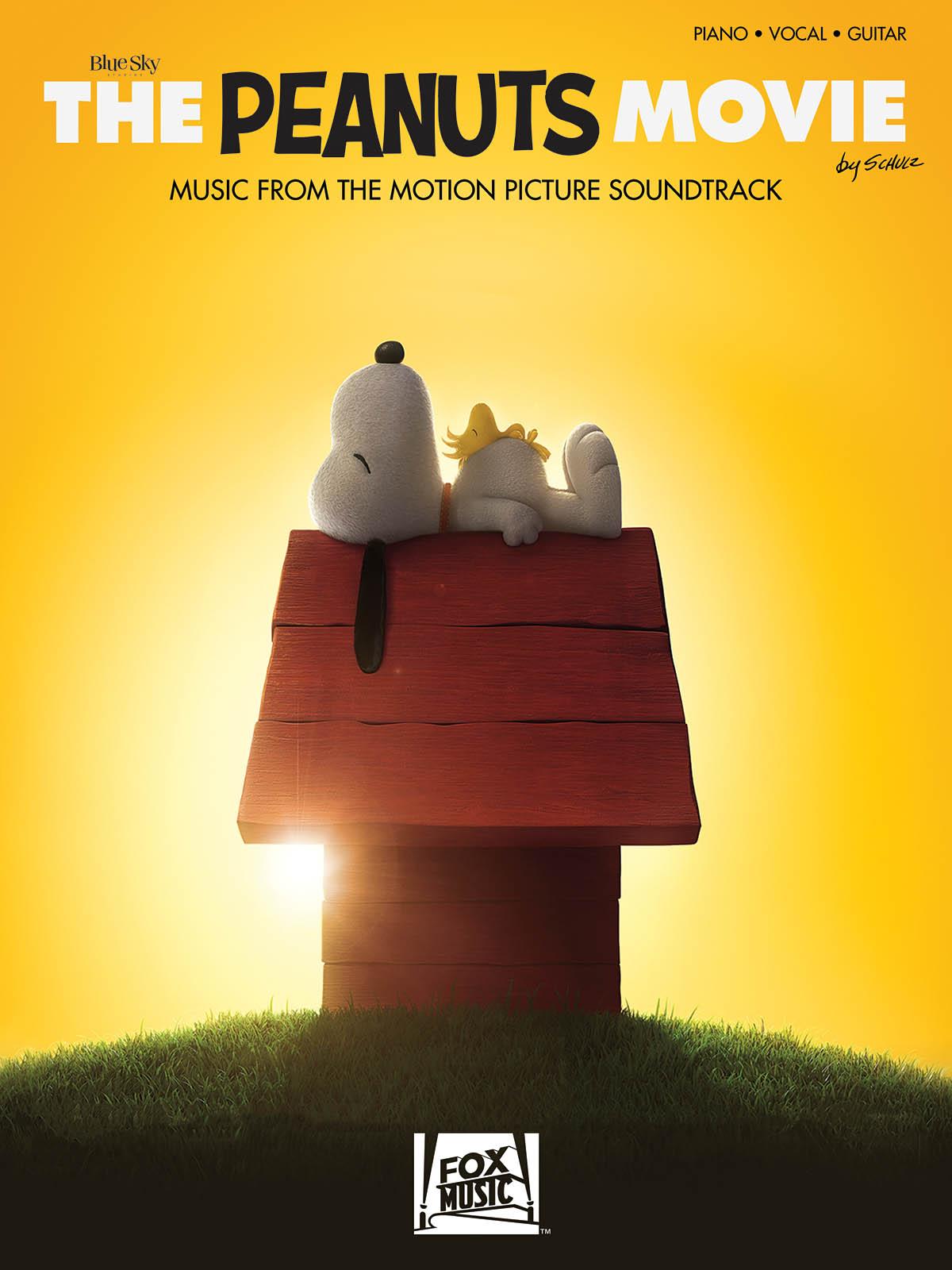The Peanuts Movie: Piano  Vocal and Guitar: Album Songbook