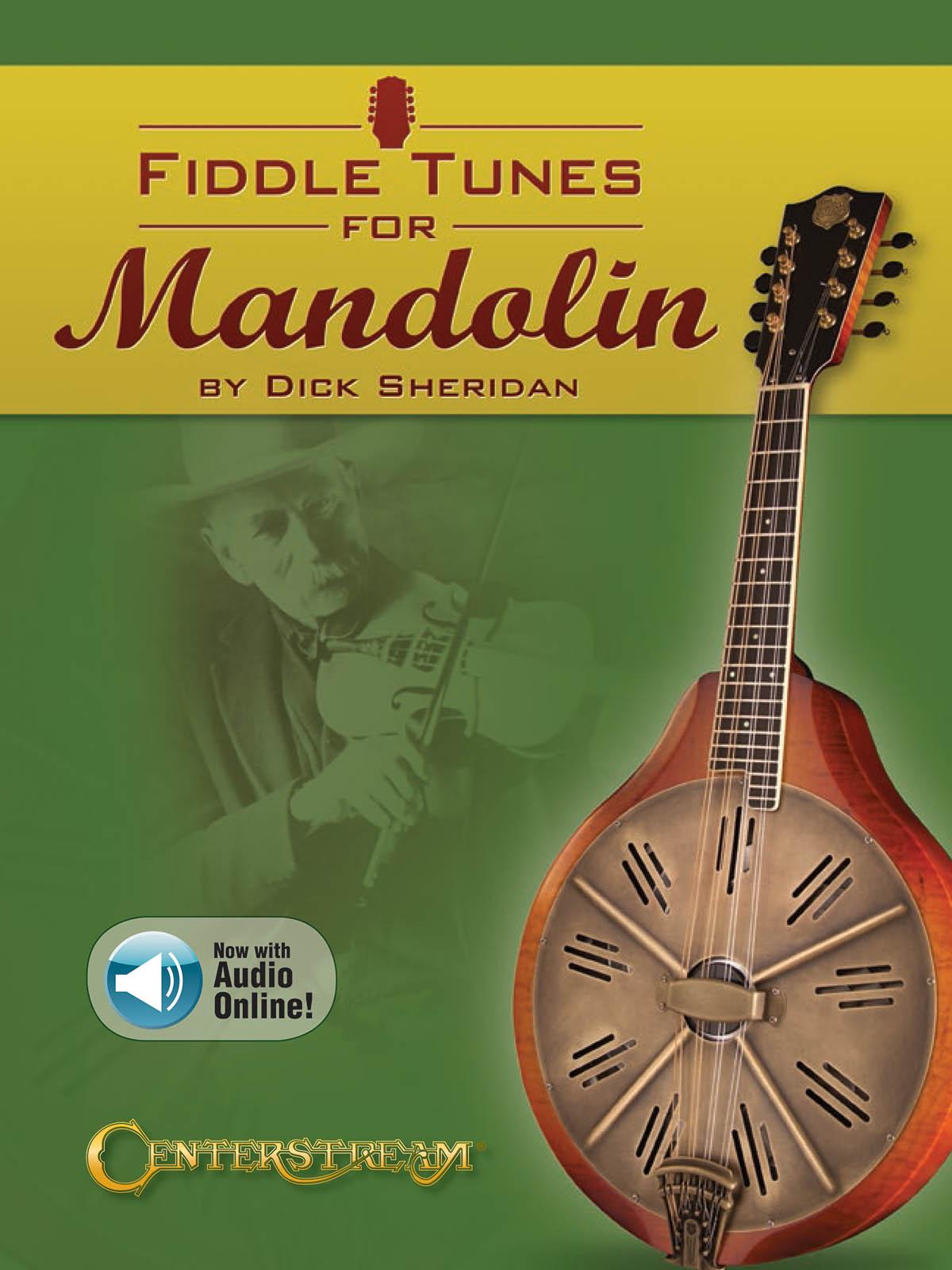 Dick Sheridan: Fiddle Tunes for Mandolin: Mandolin: Instrumental Album