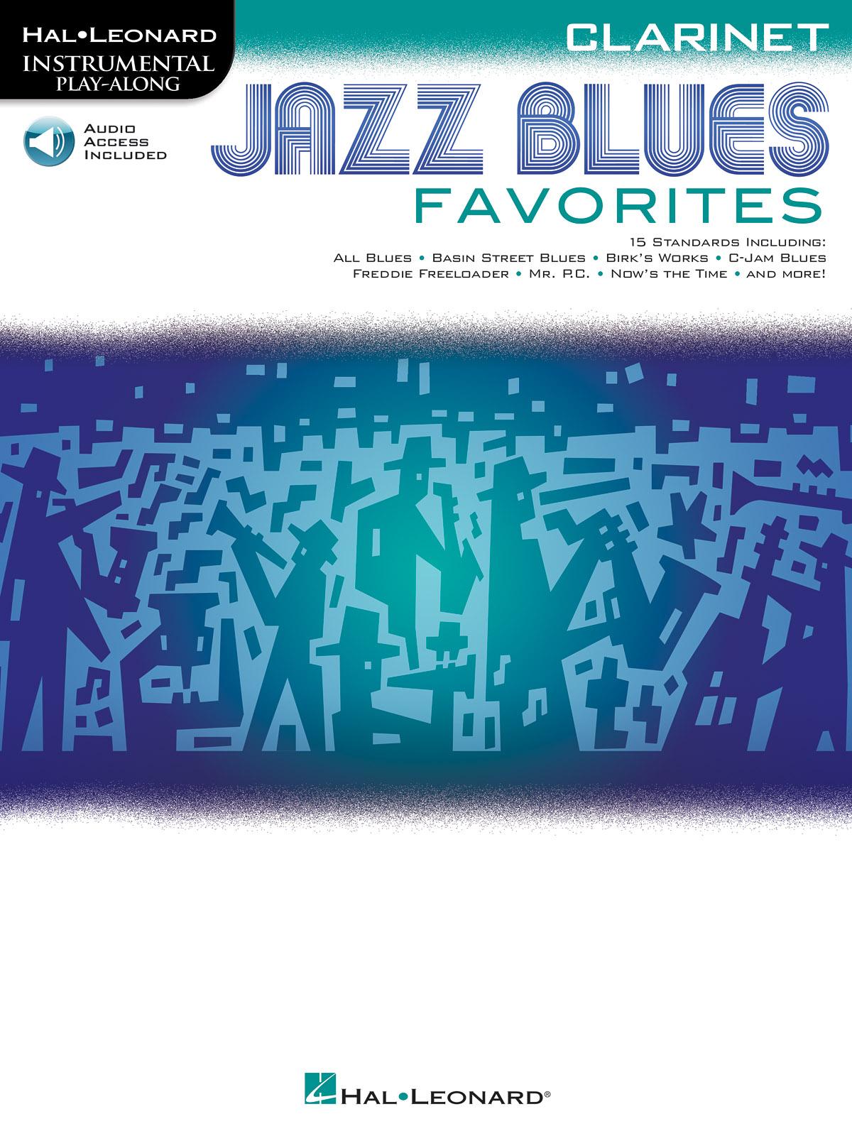 Jazz Blues Favorites - Clarinet: Clarinet Solo: Instrumental Album
