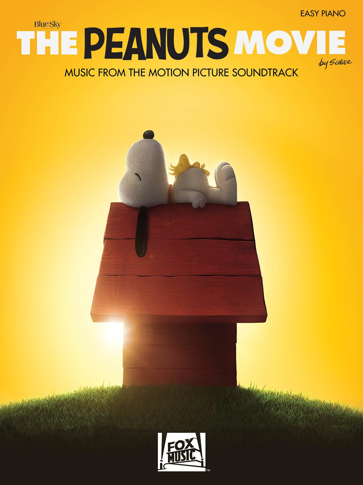 The Peanuts Movie: Easy Piano: Album Songbook