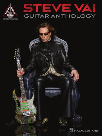Steve Vai: Steve Vai - Guitar Anthology: Guitar Solo: Instrumental Collection
