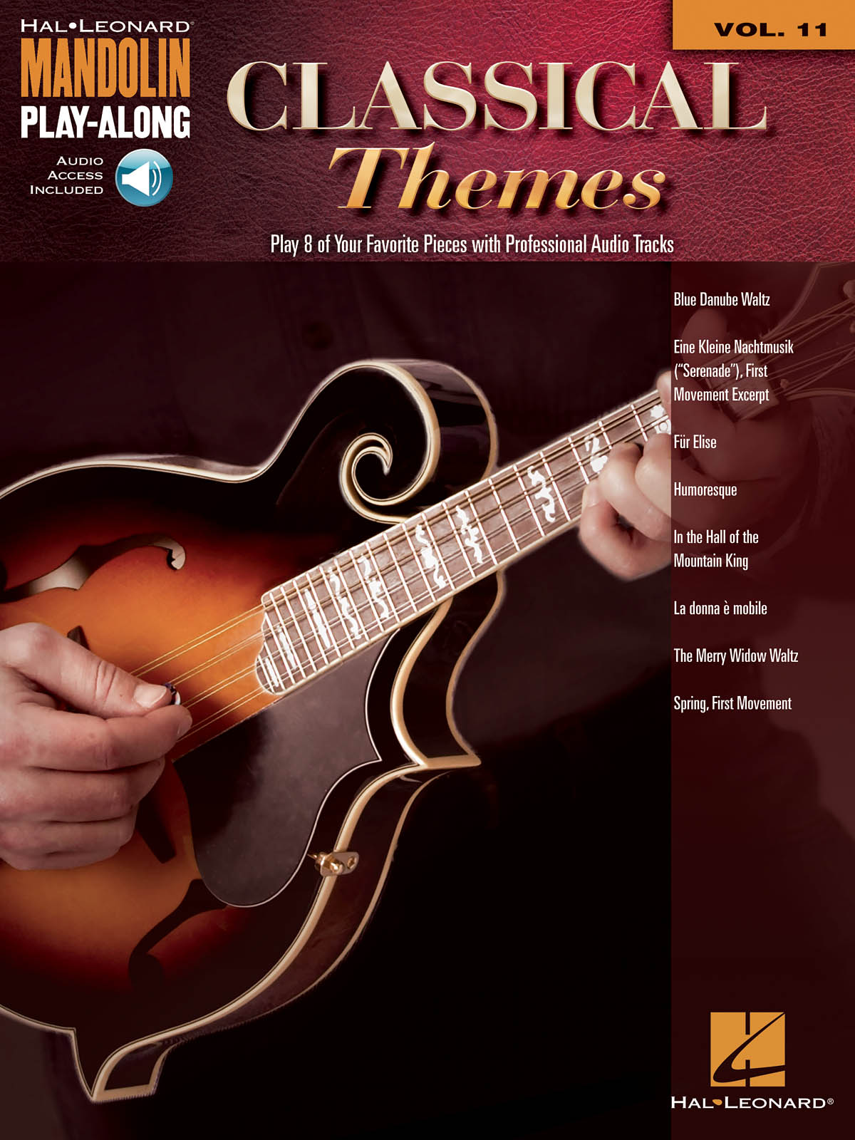Classical Themes: Mandolin: Instrumental Album