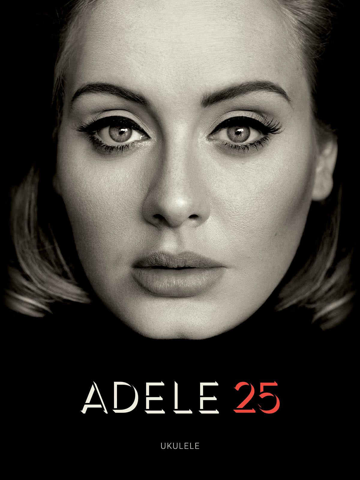Adele: Adele: 25: Ukulele Solo: Instrumental Album