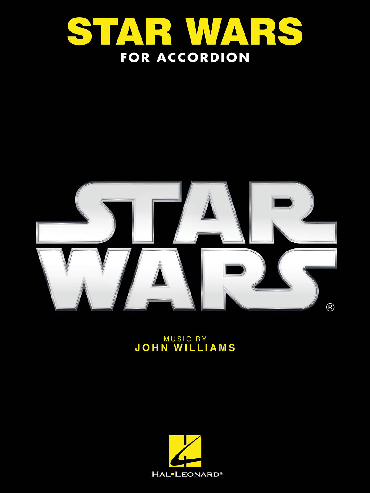 John Williams: Star Wars (Accordion): Accordion Solo: Instrumental Album