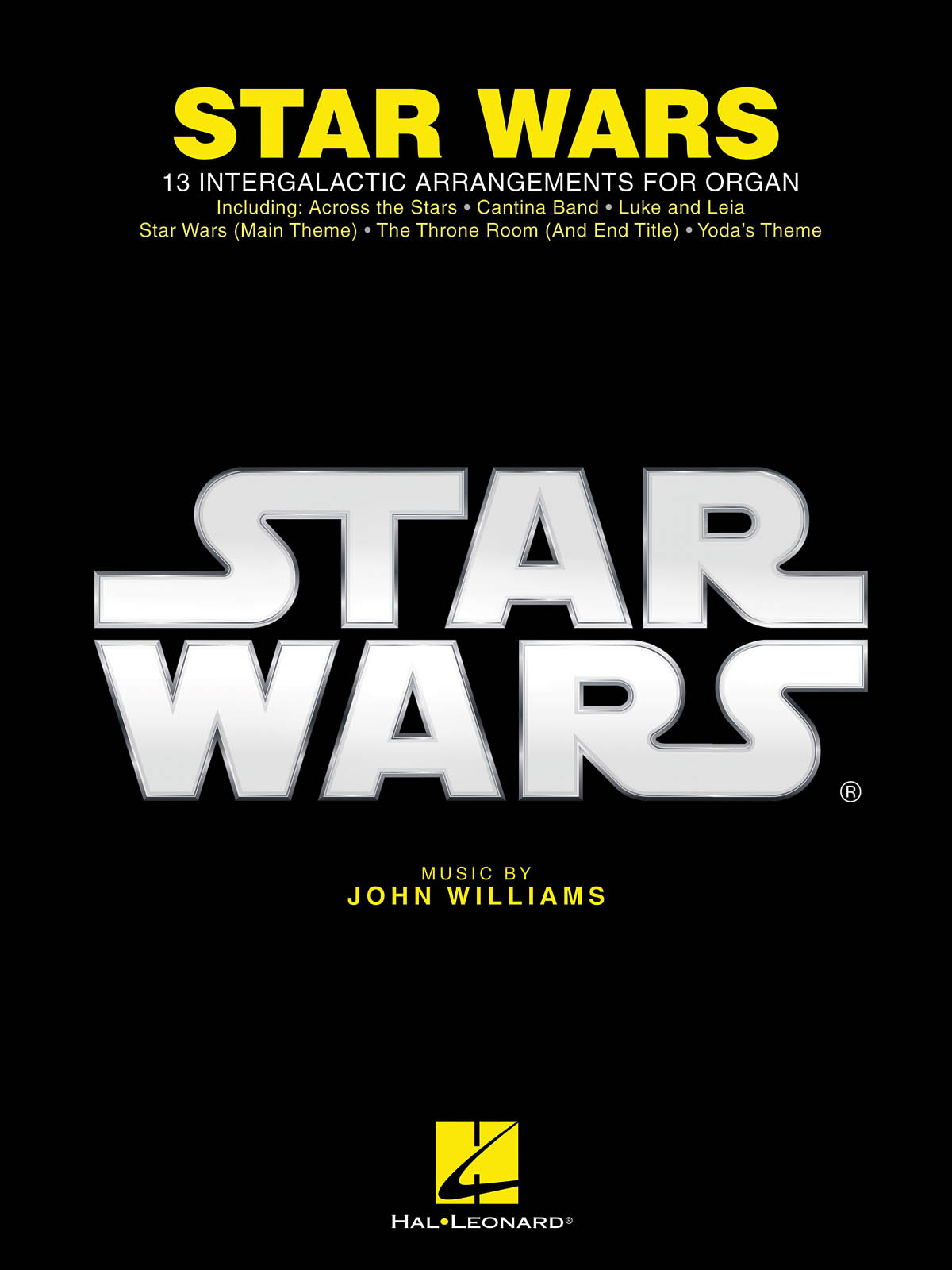 John Williams: Star Wars (Organ): Organ: Instrumental Album