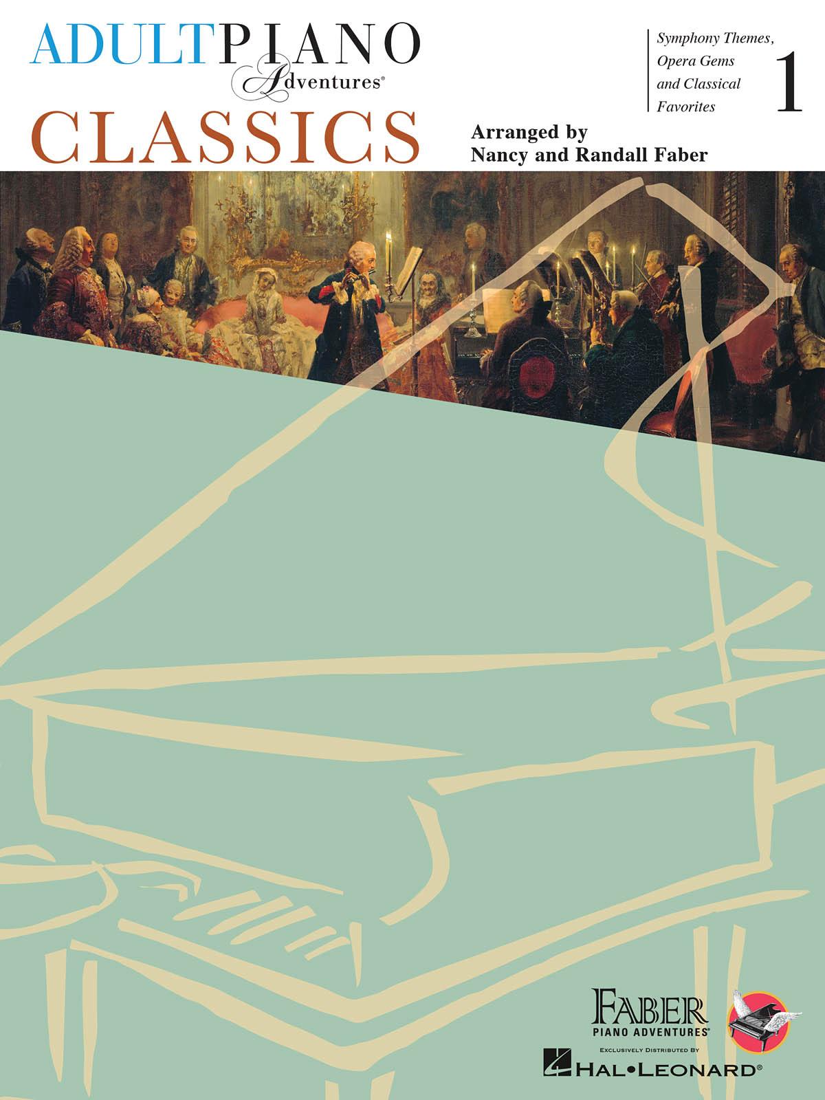 Adult Piano Adventures - Classics Book 1: Piano: Instrumental Album