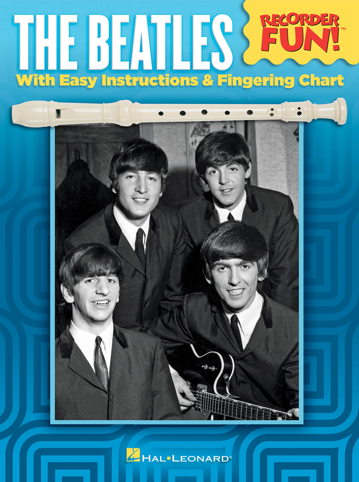 The Beatles: The Beatles Recorder Fun!: Recorder: Instrumental Album