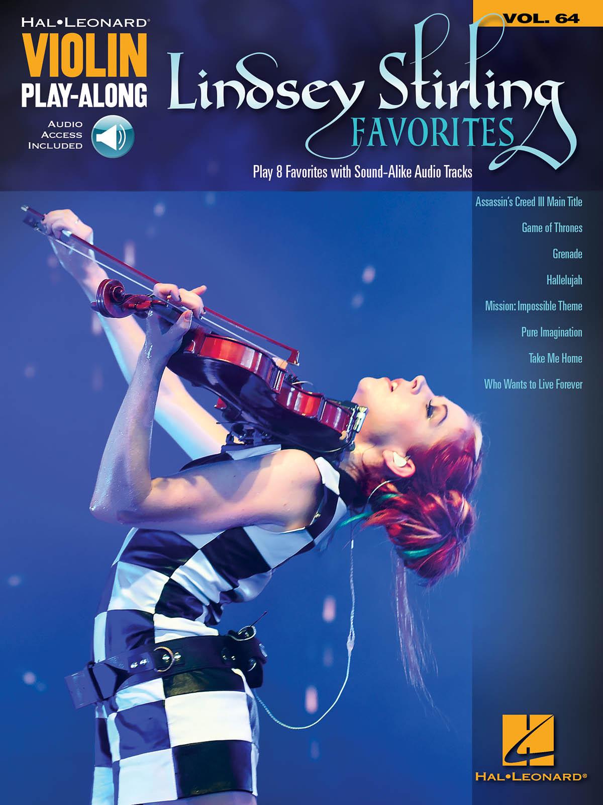 Lindsey Stirling: Lindsey Stirling Favorites: Violin Solo: Play-Along