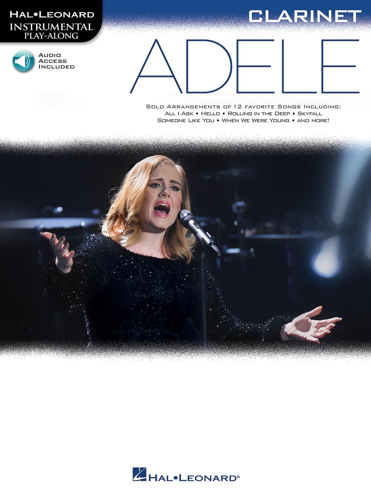 Adele: Adele - Clarinet: Clarinet Solo: Instrumental Album