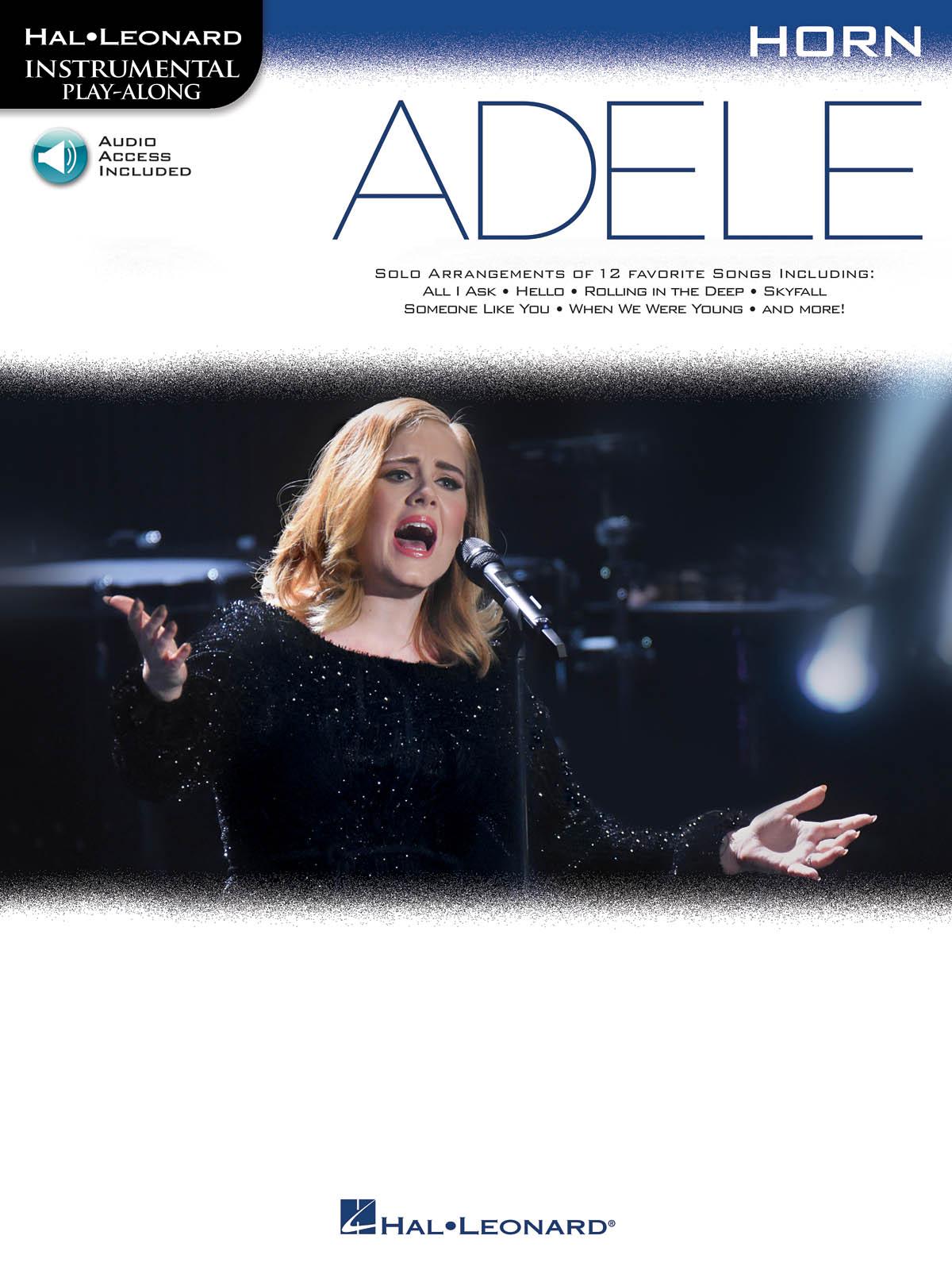 Adele: Adele - Horn: French Horn Solo: Instrumental Album