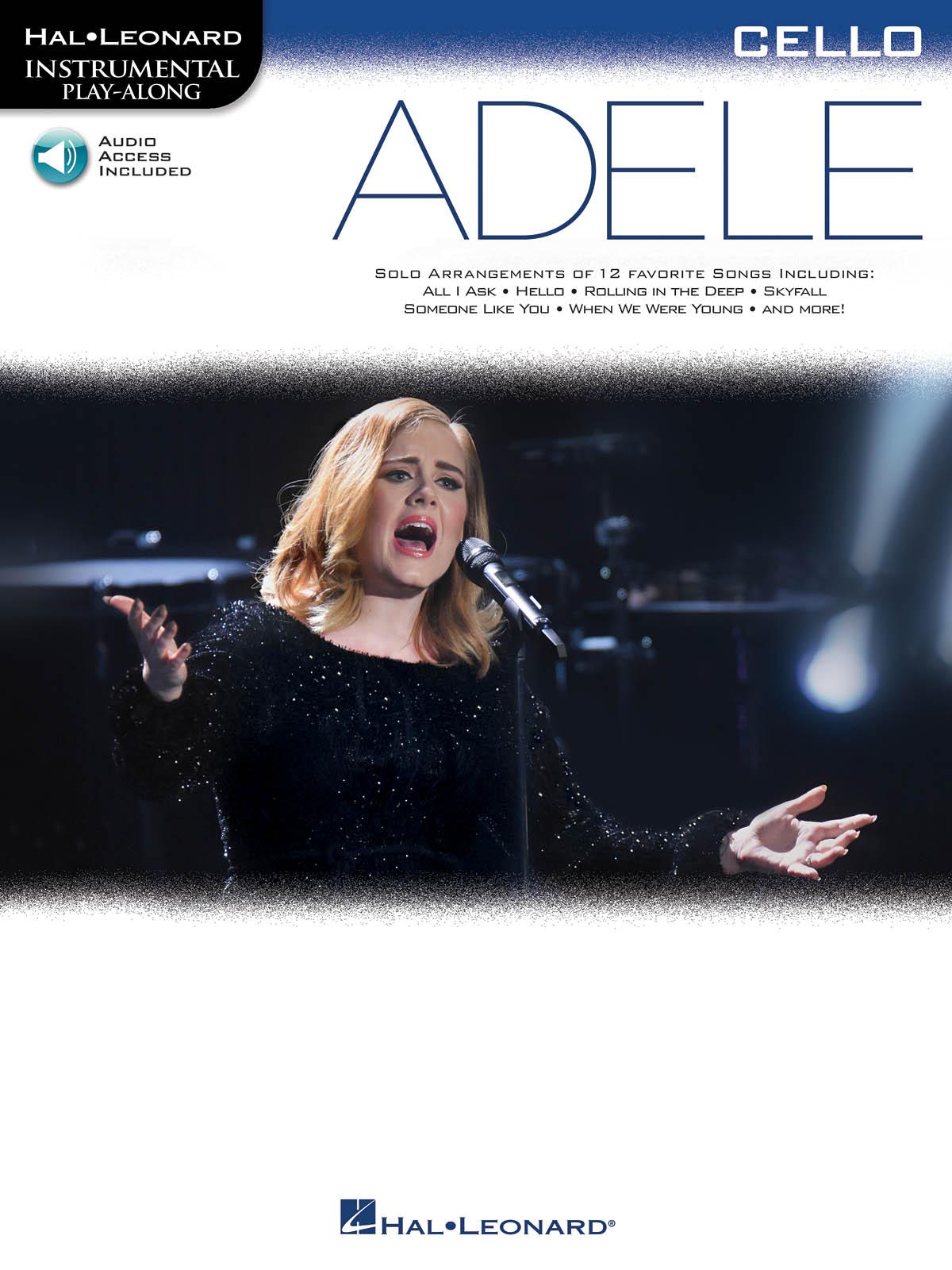 Adele: Adele - Cello: Cello Solo: Instrumental Album