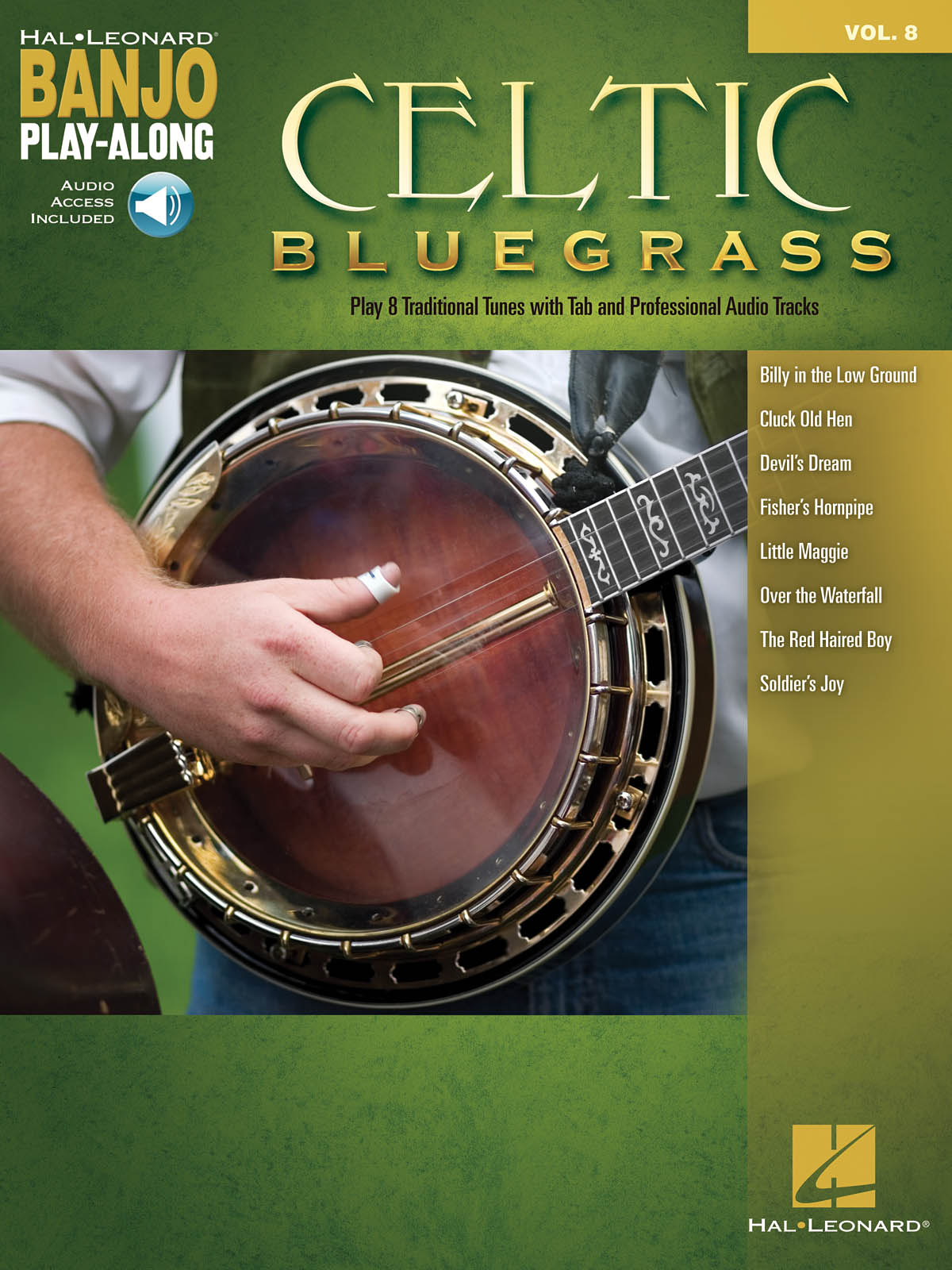 Celtic Bluegrass: Banjo: Instrumental Album