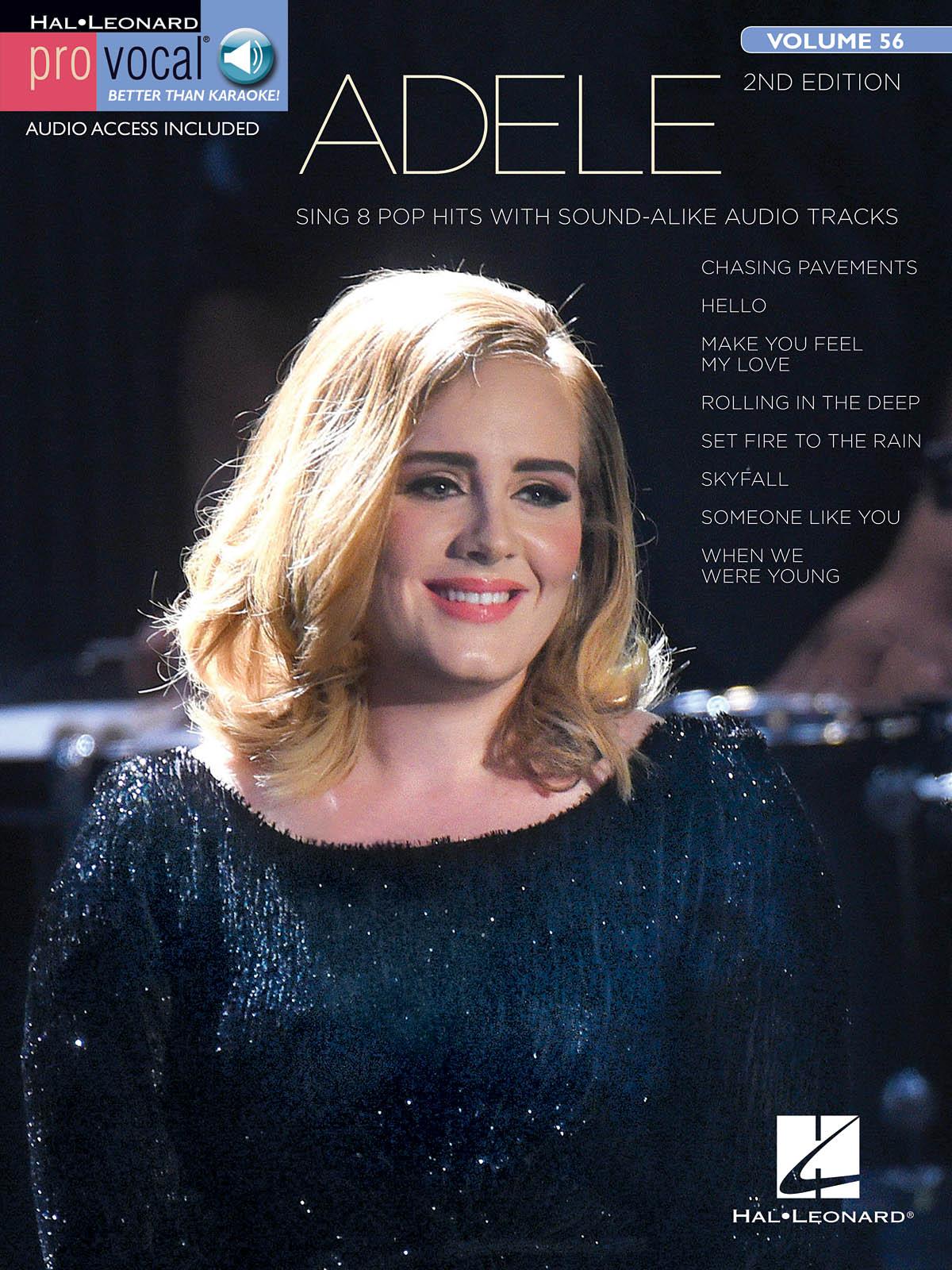 Adele: Adele: Melody  Lyrics and Chords: Vocal Album