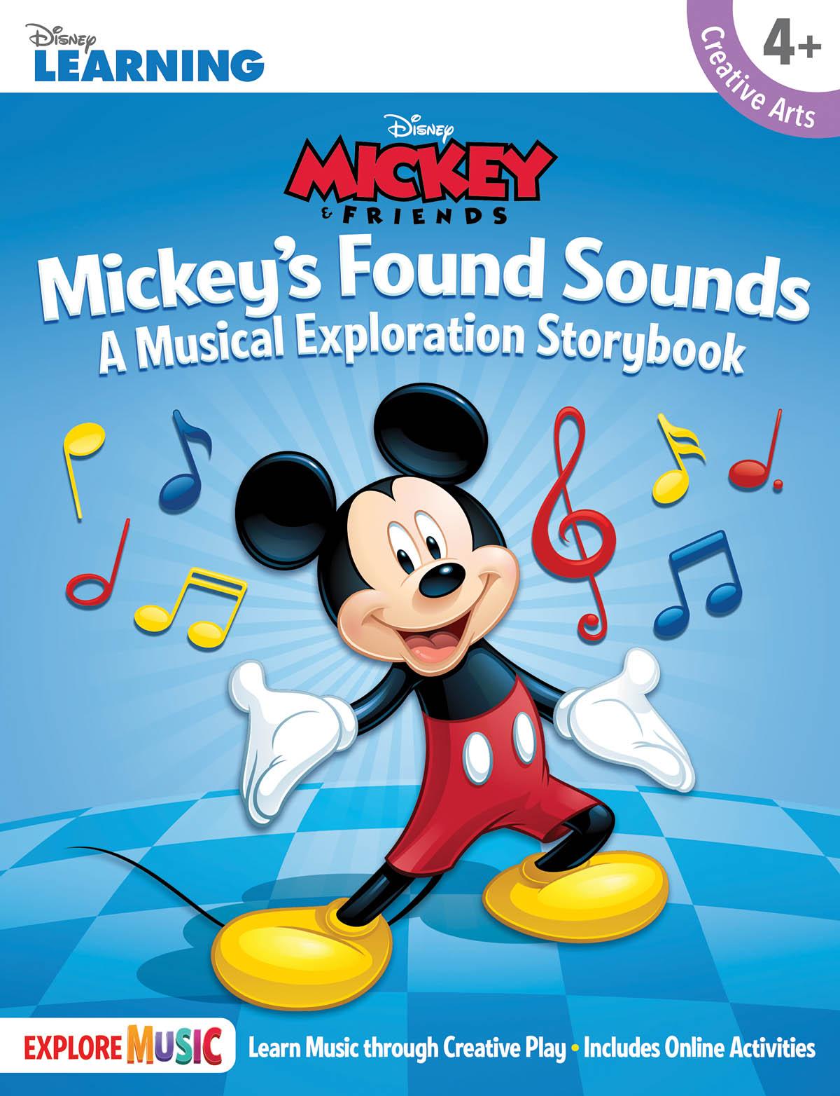 Mickey's Found Sounds: Vocal Solo: Album Songbook