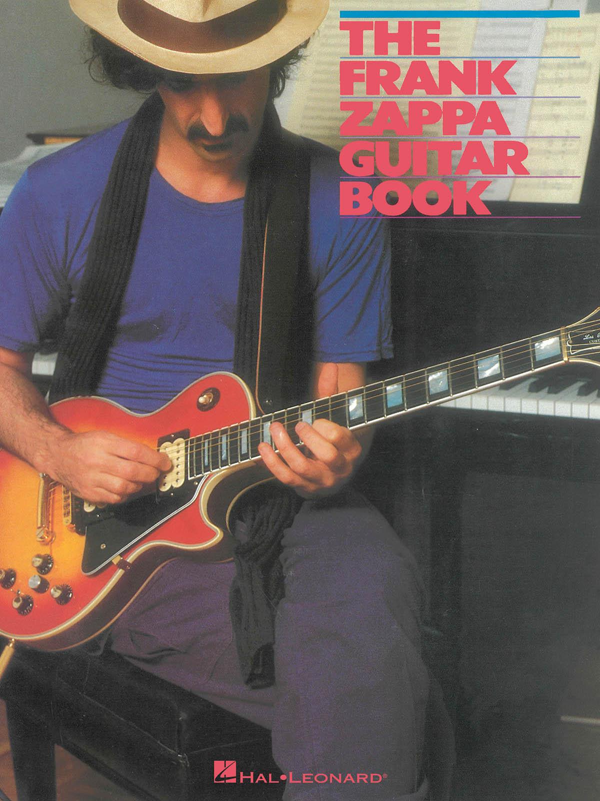 The Frank Zappa Guitar Book: Guitar Solo: Artist Songbook