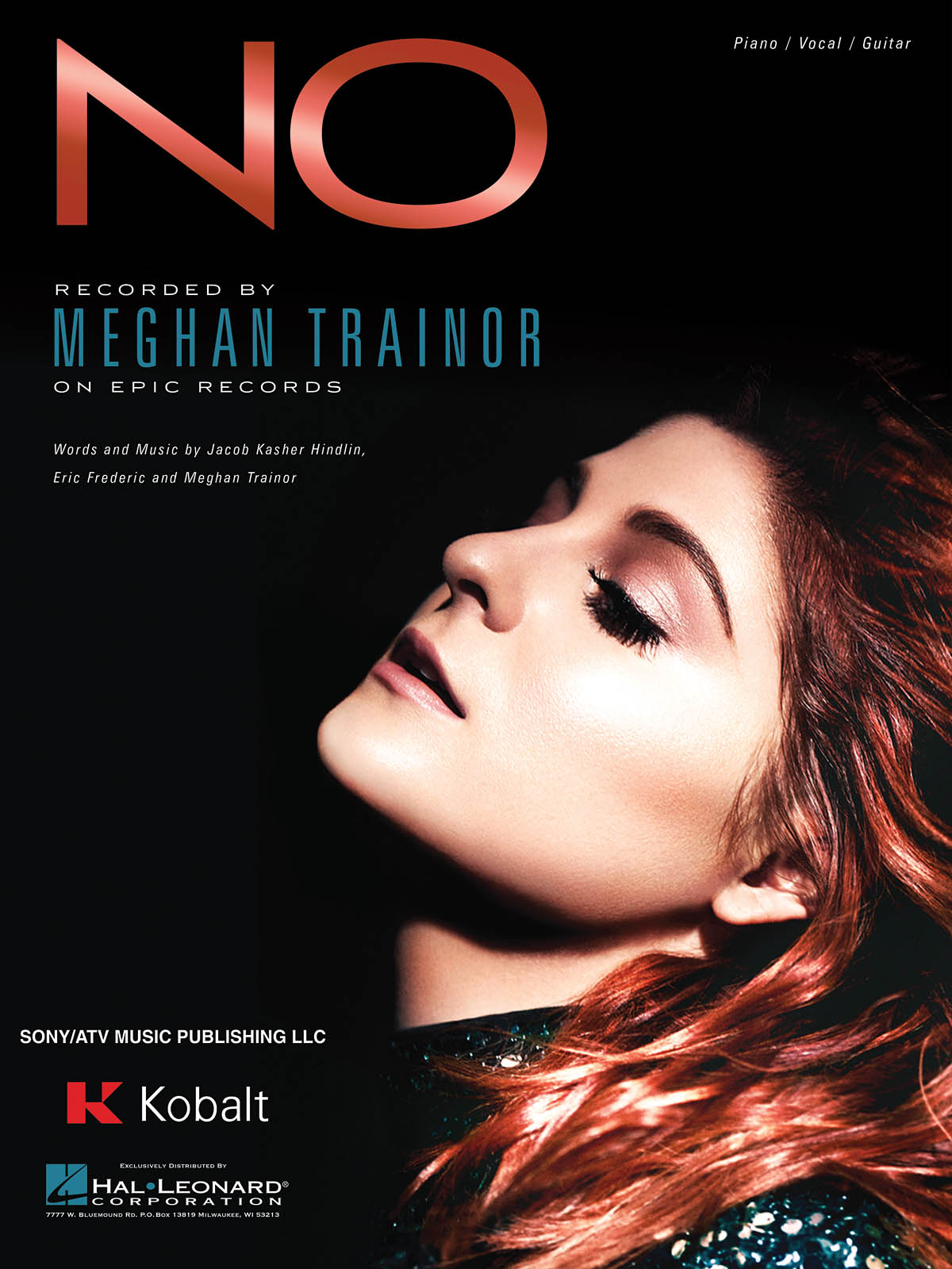 Meghan Trainor: No: Piano  Vocal  Guitar: Single Sheet