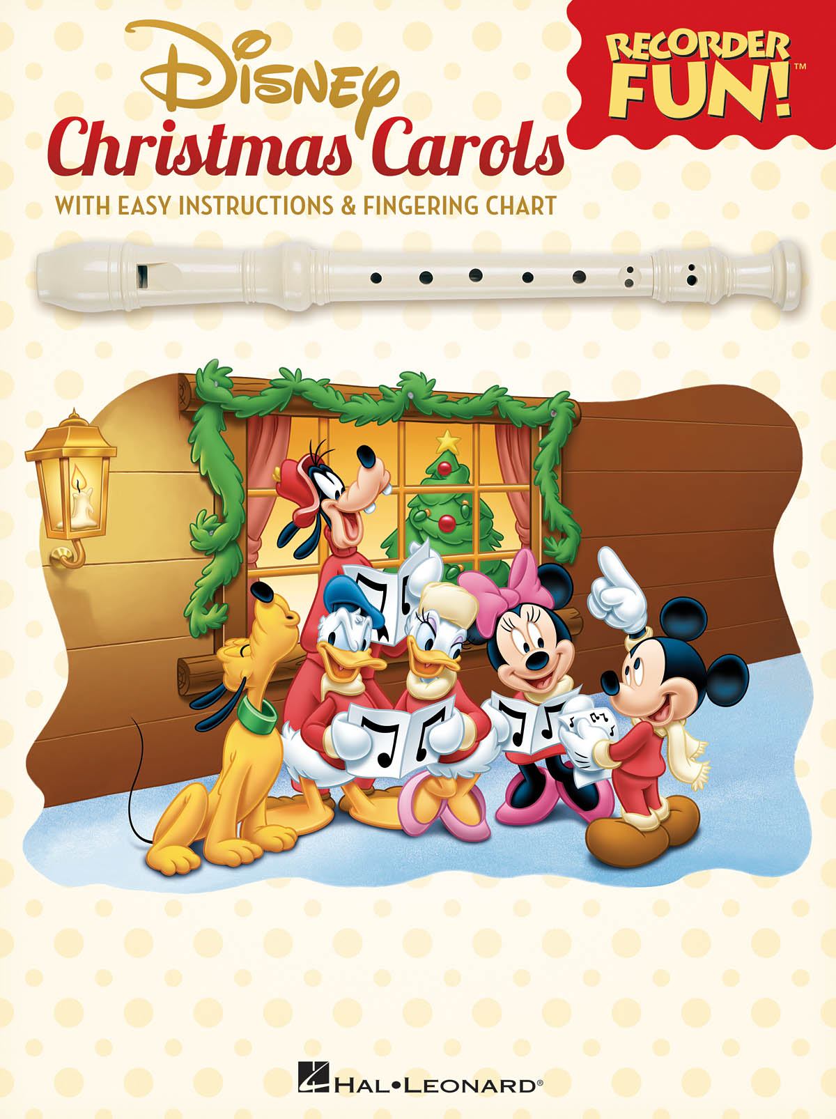Disney Christmas Carols: Recorder: Instrumental Album
