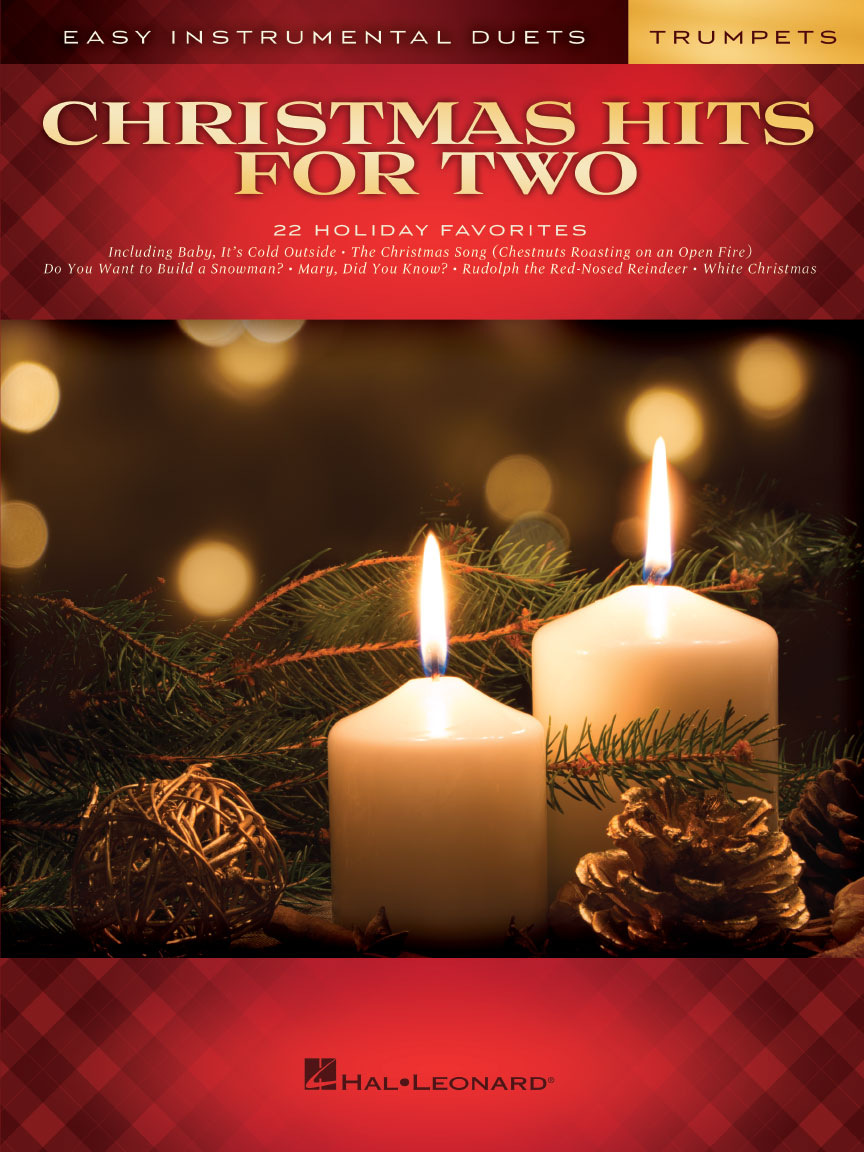 Christmas Hits for Two Trumpets: Trumpet Solo: Instrumental Album