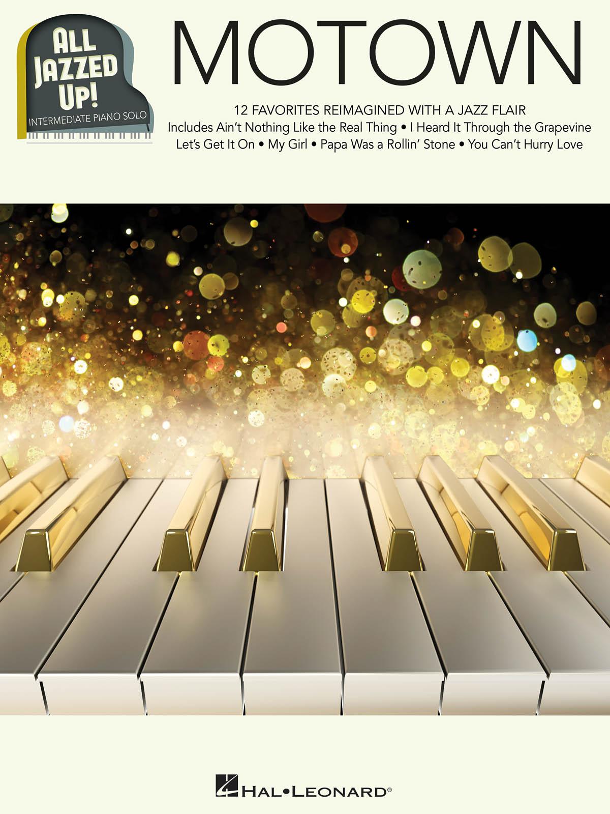 Motown - All Jazzed Up!: Piano: Instrumental Album