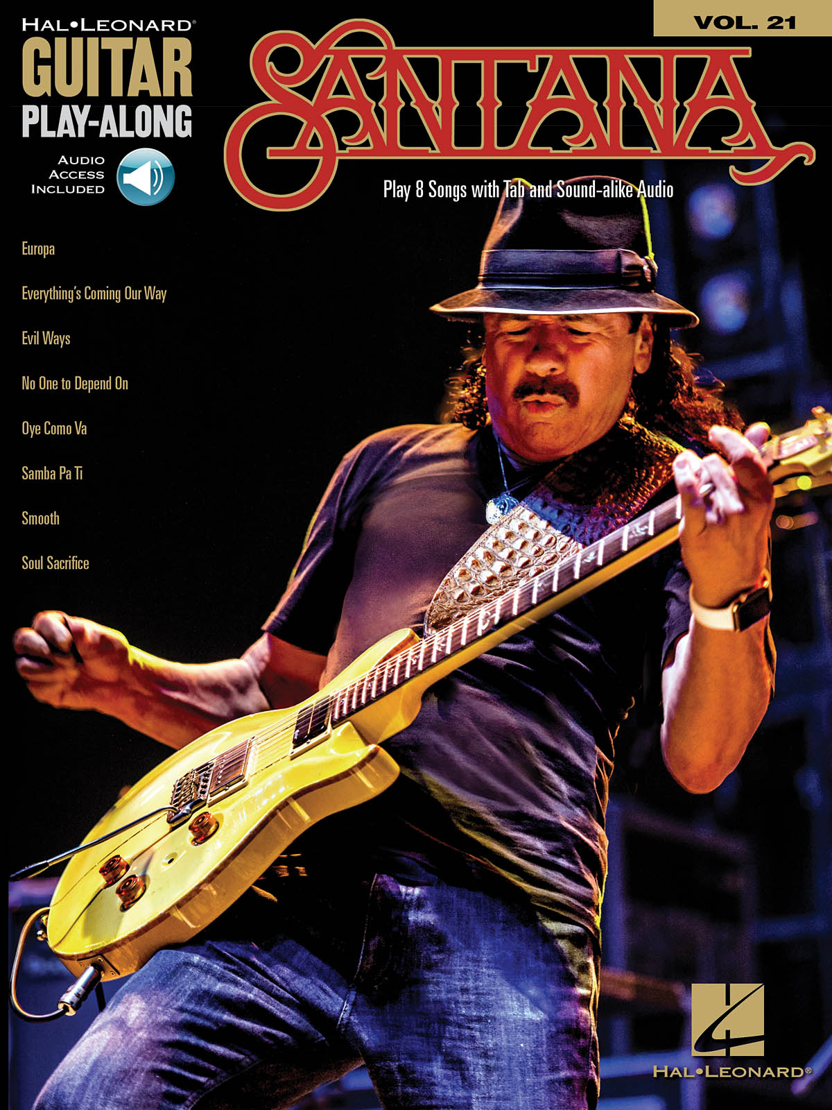 Carlos Santana: Santana: Guitar Solo: Instrumental Album