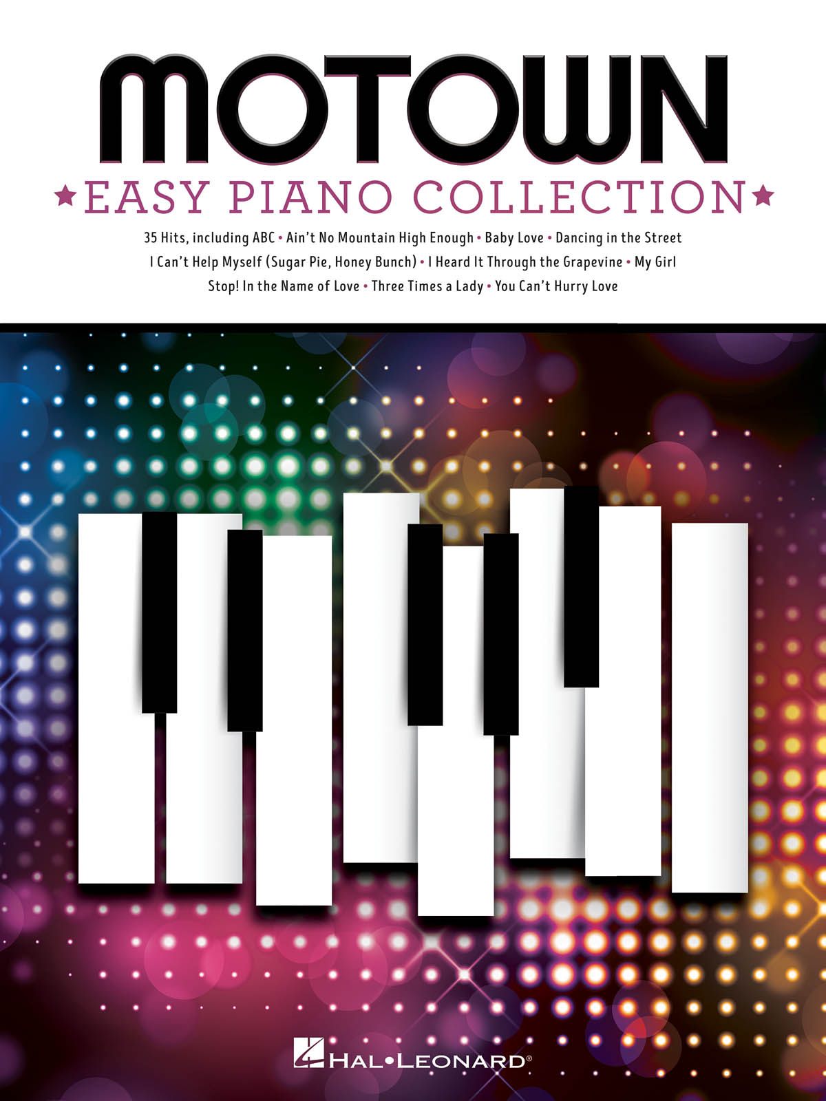 Motown: Easy Piano: Mixed Songbook