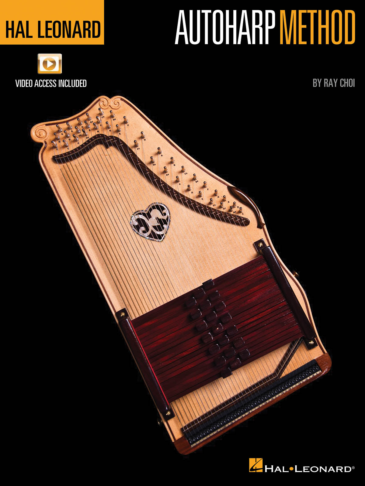 Hal Leonard Autoharp Method: Harmonica: Instrumental Tutor