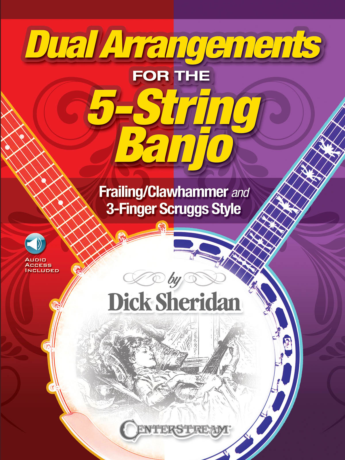 Dick Sheridan: Dual Arrangements for the 5-String Banjo: Banjo: Instrumental