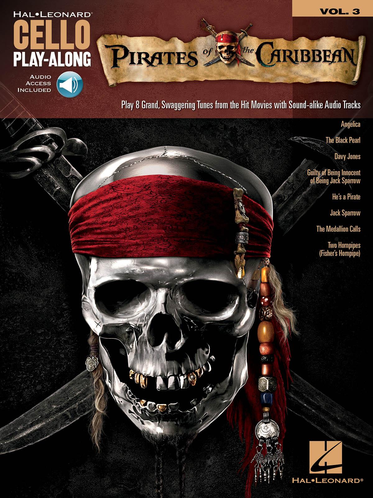 Hans Zimmer: Pirates of the Caribbean: Cello Solo: Instrumental Album