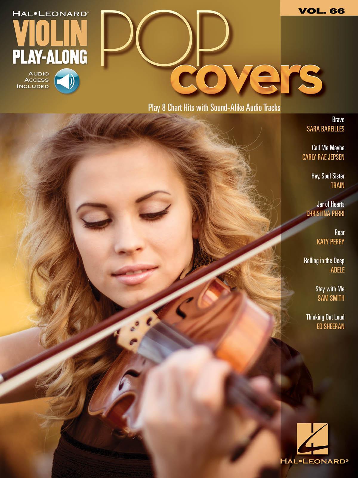 Pop Covers: Violin Solo: Instrumental Album