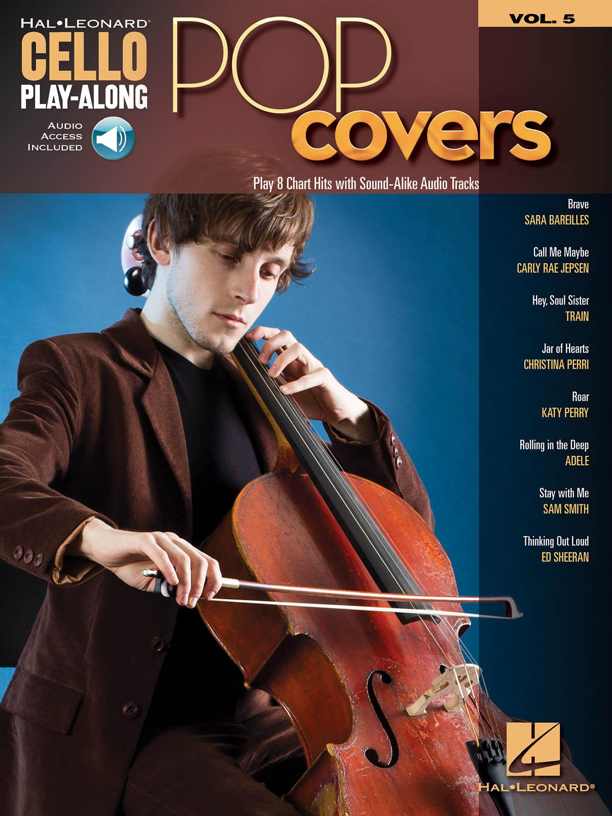 Pop Covers: Cello Solo: Instrumental Album