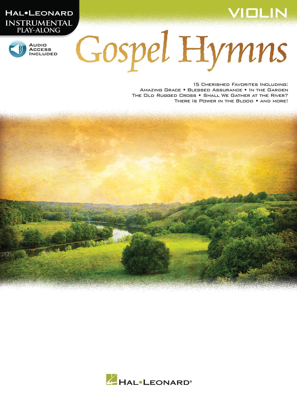 Gospel Hymns for Violin: Violin Solo: Instrumental Album