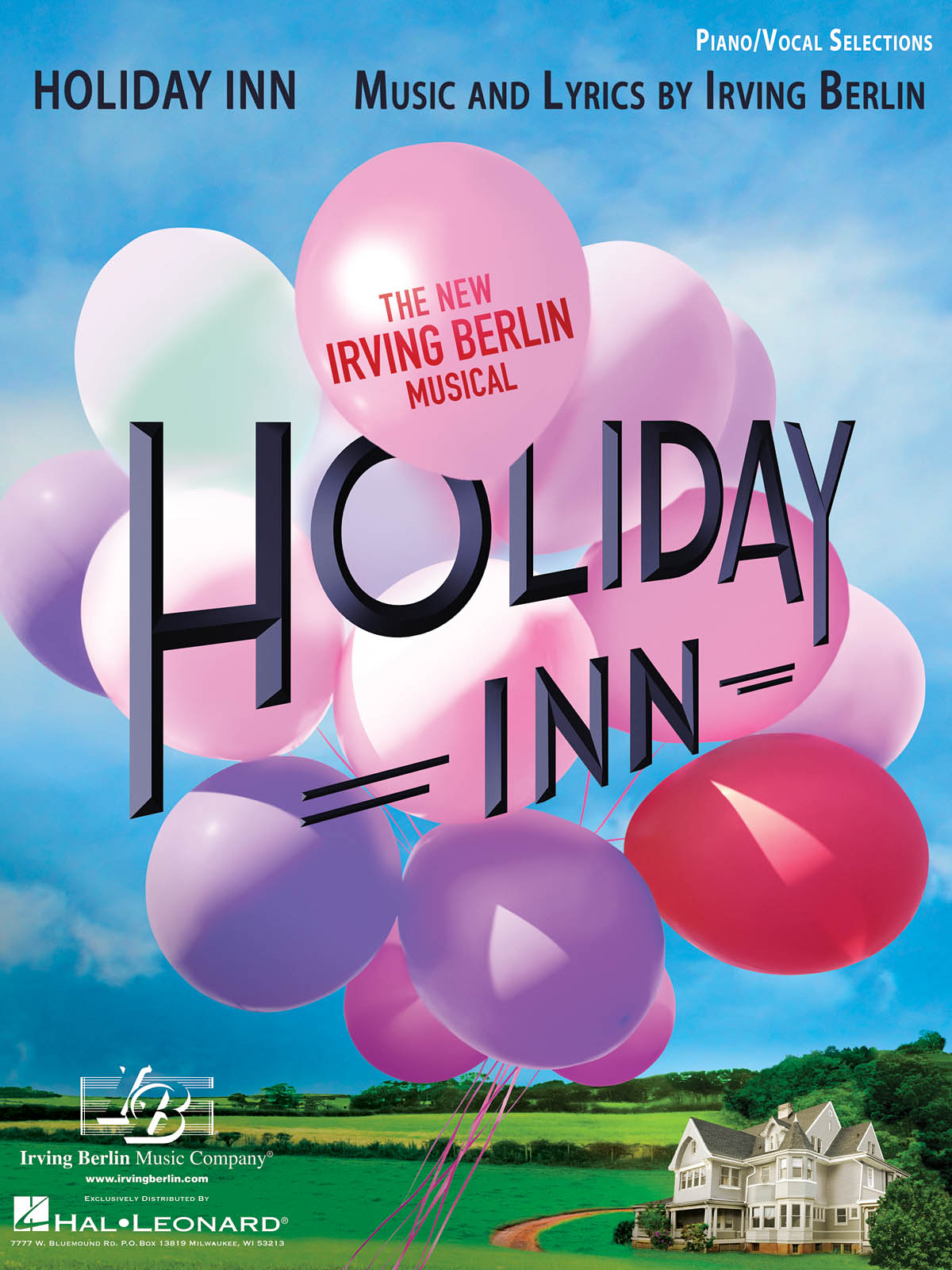 Irving Berlin: Holiday Inn: Vocal and Piano: Album Songbook